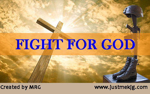 Fight for God